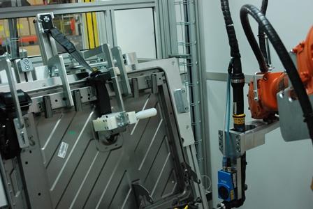 Robotic workstations
